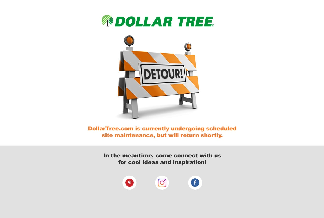 ¡Conéctate con Dollar Tree!